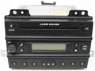 2004 05 OEM FACTORY RADIO 6 DISC CD CHANGER PLAYER FOR FORD FREELANDER