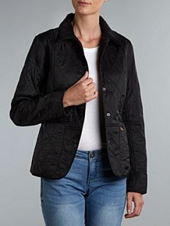 Barbour Winter liddesdale with fleece lining Black