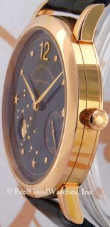 Lange Sohne 231 031 Le 1815 Moonphase RG Mint Box Papers