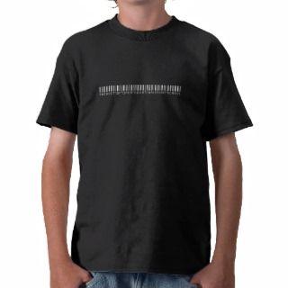 Open Door Christian School Student Barcode T shirts