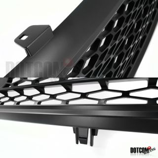 03 05 Land Range Rover Honeycomb Black ABS Front Grill Guard