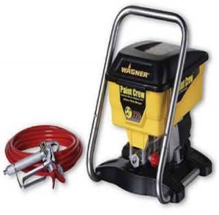 Wagner 0515000 3 8 HP Paint Crew Power Painter