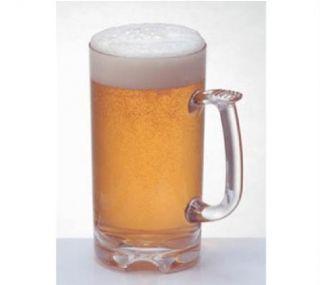 Prodyne One Liter 32 oz Acrylic Plastic Large Beer Mug
