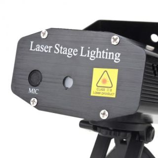 Red Green Mix Laser Stage Lighting Light for DJ Club Party Disco Bar