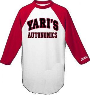 Autonomics Curb Your Enthusiasm T Shirt Jersey Larry David New
