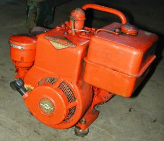 Vintage Briggs and Stratton Montgomery Ward Electric Generator