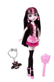 2011 Monster High Draculaura Drop Dead Gorgeous New