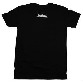 Curb Your Enthusiasm Larry David Pretty Good TV Show Soft T Shirt Tee