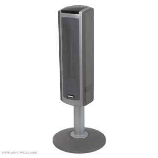 5395 Lasko 30 Inch Digital Ceramic Tower Space Heater With 3 Comfort