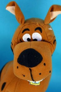 Scooby Doo Laughing Toy Factory Hanna Barbera Stuffed Plush 13 Inch