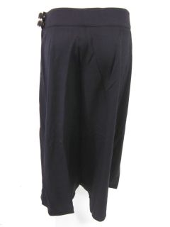 Lauren Ralph Lauren Petite Black Long Skirt Sz P M
