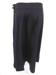 Lauren Ralph Lauren Petite Black Long Skirt Sz P M
