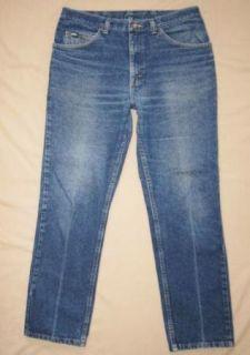Mens 33x31 Lee Regular Fit Straight Leg Jeans Tag 36x32