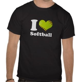 Love Softball Shirt