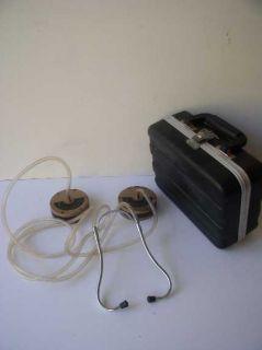 Globe Geophone Surveying Instrument Water Steam Leak Detection