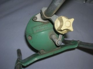 Vintage Evergreen Water Hose Lawn Sprinkler Adjustable