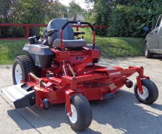 Prowler 61K28A3 27 HP AC Kawasaki Engine Zero Turn Lawn Mower