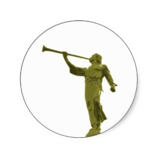 Angel MORONI Sticker