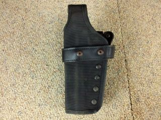 Gould & Goodrich X341 Triple Retention Belt Holster LH Beretta 92,96