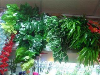 pcs Maple BRANCH TREE SPRAY ARTIFICIAL PLANT 300pcs FAUX Maple LEAVES