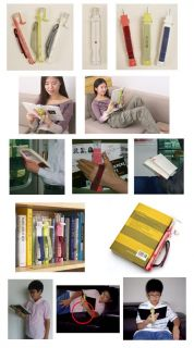 Easy Grip Portable Book Holder Book Stands Reading Stand