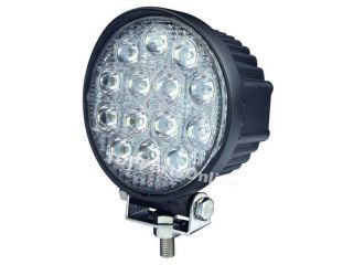 42W LED Spot Light Working Lamp John Deere Polaris Jeep Liberty