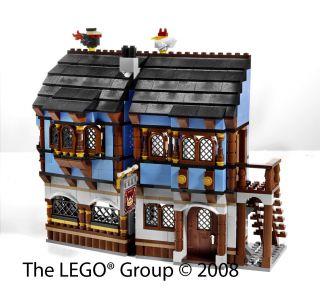 LEGO SET 10193 Medieval Market Village NEW SEALED BOX NIB MASSIVE VERY