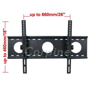 Plasma LCD LED HD TV Tilt Wall Mount Bracket 32 55 M45