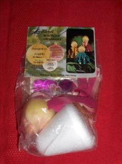 Lee Wards Boutique Bangeled Angels Christmas Ornament Kit