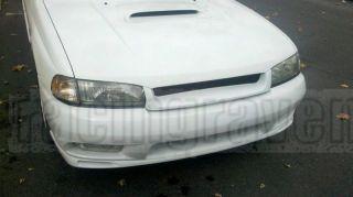 Subaru 95 99 Legacy BG5 JDM GT Front Bumper Mesh Grill Grille