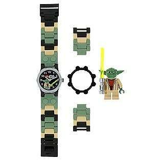 lego star wars yoda watch minifigure set lego group brand new factory