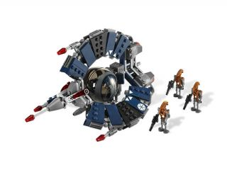 Lego 8086 Star Wars Clones Minifigures Set Droid Tri Fighter™