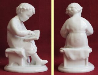 Lenin Baby Big Old Unusual Porcelain Statue Russian Communist