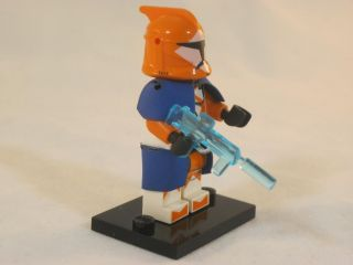 Custom Weapon STAR WARS Lego BOMB SQUAD CLONE #7913 Brickarms BUILD