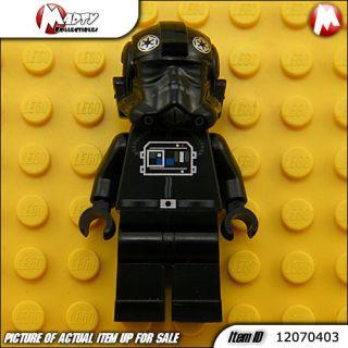Tie Defender Pilot Lego Minifigure Star Wars Minifig 7958 8087