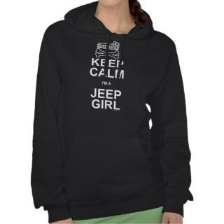 Keep Calm Im A Jeep Girl   Jeep XJ T Shirt