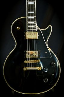 RARE 1988 Gibson Les Paul Custom Lite Black Beauty GRLC938