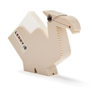 Lenny Camel Memo Note Holder Business Card Desk Clip MB