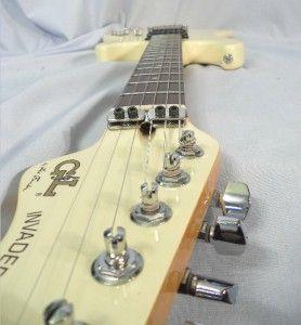 Invader 1987 USA with Leo Fender Tuner Vibrato Bridge