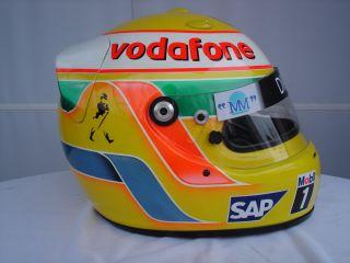 Lewis Hamilton 2007 F1 Replica Helmet Istanbulgp 1 1