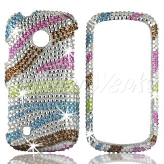 Cell Phone Case for LG Un VN270 Attune Cosmos Touch MetroPCS Verizon