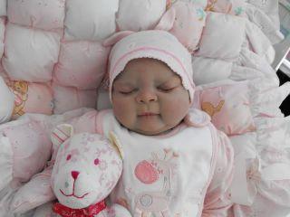 Reborn Doll Fake Baby Libby Cindy Musgrove Big 22 Josies Rosebuds