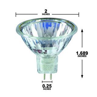 BRAND NEW BulbAmerica DDL 150 watts 20 volts MR16 halogen light bulb
