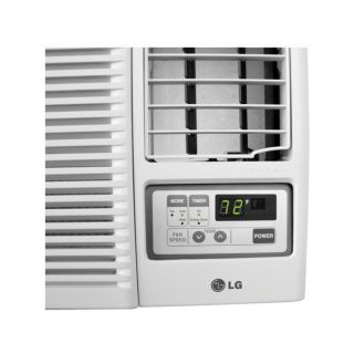 LG LW2410HR 23 500 BTU Window Air Conditioner with Heat