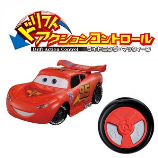Drift Action Control Lightning McQueen RC Remote Control Car