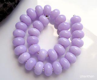 Lina Khan Lampwork Beads Sweet Syringa 33MINI