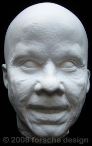 Linda Blair Prosthetic Life Mask The Exorcist Make Up and Special