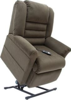 Mega Motion Easy Comfort 3 Position Power Lift Chair Recliner LC 400