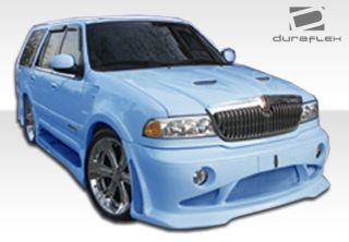 1998 2002 Lincoln Navigator Duraflex Platinum Front Bumper Body Kit