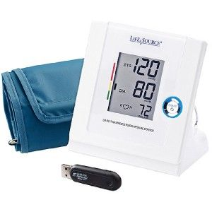 New Wireless Blood Pressure Monitor with Medium Cuff